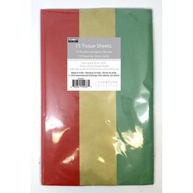 Creative Presence 15-Sheet Christmas Tissue Paper IG155937