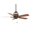 Fanimation 52-in Huxley Oil Rubbed Bronze Ceiling Fan ENERGY STAR