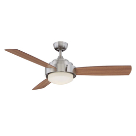 ... Ceiling Fan with Light Kit and Remote Control (3-Blade) at Lowes.com