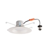 Utilitech 90-Watt Equivalent White LED Recessed Retrofit Downlight (Fits Housing Diameter: 5-in or 6-in)