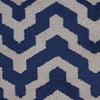 STAINMASTER 6-Pack 18-in x 18-in Moody Blue Cut and Loop Reusable Connector Carpet Tile
