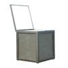 Sunjoy 50-Quart Steel Chest Cooler
