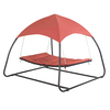 Sunjoy Fabric Hammock with Stand
