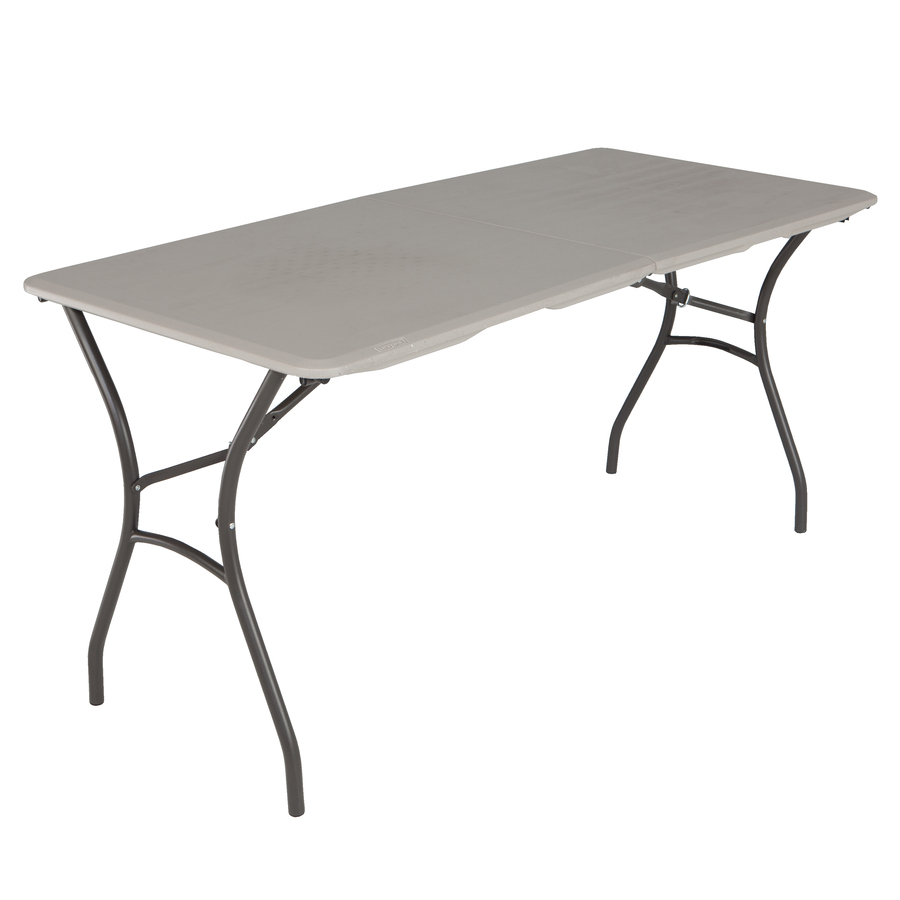 Shop Lifetime Products 60 In X 27 5 In Rectangle Steel