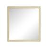 DECOLAV Jordan 30-in W x 32-in H Rectangular Bathroom Mirror