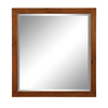 DECOLAV Adrianna 30-in W x 31.88-in H Rectangular Bathroom Mirror