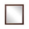 DECOLAV Adrianna 30-in W x 31.88-in H Rectangular Bathroom Mirror