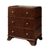 DECOLAV Olivia Mahogany Transitional Bathroom Vanity (Common: 30-in x 22-in; Actual: 32-in x 22-in)