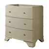 DECOLAV Olivia Antique White Transitional Bathroom Vanity (Common: 30-in x 22-in; Actual: 32-in x 22-in)