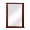 DECOLAV Olivia 24-in W x 32-in H Rectangular Bathroom Mirror