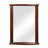 DECOLAV Olivia 24-in W x 32-in H Rectangular Bathroom Mirror