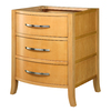 DECOLAV Lola Maple Contemporary Bathroom Vanity (Common: 24-in x 22-in; Actual: 25.31-in x 20.75-in)