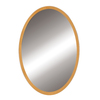 DECOLAV Lola 24-in W x 32-in H Round Bathroom Mirror