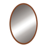 DECOLAV Lola 24-in W x 32-in H Round Bathroom Mirror