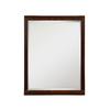 DECOLAV Mila 24-in W x 32-in H Rectangular Bathroom Mirror