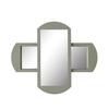 DECOLAV Gabrielle 36-in W x 30-in H Rectangular Bathroom Mirror