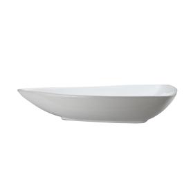 Shop Decolav Classically Redefined White Vessel Triangular