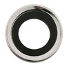 DECOLAV Polished Nickel Mounting Ring for Vessel Sinks