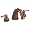 Danze Bella Villa Antique Copper 2-Handle Adjustable Deck Mount Tub Faucet