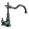 Danze Bordeaux Oil-Rubbed Bronze 1-Handle High-Arc Kitchen Faucet