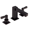 Danze Sonoma Oil-Rubbed Bronze 2-Handle Adjustable Deck Mount Tub Faucet
