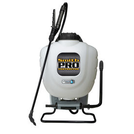 Smith 4-Gallon Plastic Tank Sprayer with Shoulder Strap