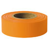 Presco 1-in x 200-ft Orange Flagging Tape