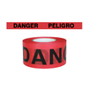 Presco 3-in x 1000-ft Red Flagging Tape