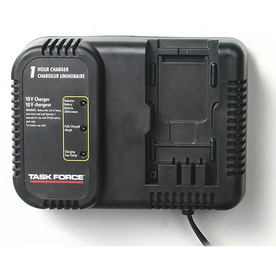 Task Force 18-Volt Battery Charger