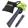 Greenworks 12-Amp Light-Duty Corded Electric Blower