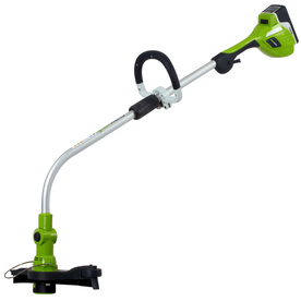 Greenworks 20-Volt 12-in Cordless String Trimmer and Edger