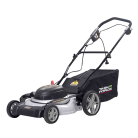 Task Force 12-Amp 20-in Corded Electric Push Lawn Mower 25113