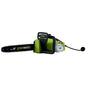 Greenworks 13-Amp 18-in Corded Electric Chain Saw
