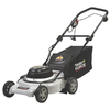 Task Force 12-Amp 18-in Corded Electric Push Lawn Mower