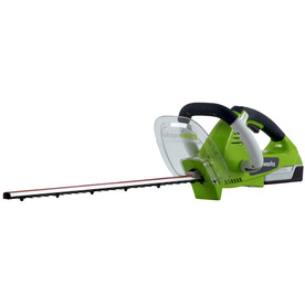 Greenworks 20-Volt 22-in Dual Cordless Hedge Trimmer
