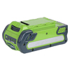 Greenworks 40-Volt 2-Amp Farm Equipment Battery