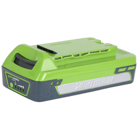 Greenworks 24-Volt 2-Amp Farm Equipment Battery