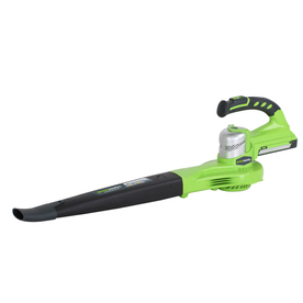 Greenworks 24-Volt Cordless Electric Blower