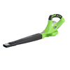 Greenworks 40-Volt Light-Duty Cordless Electric Blower
