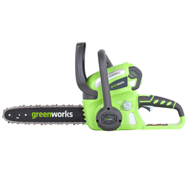 Greenworks 40-Volt Lithium Ion (Li-ion) 12-in Cordless Electric Chain Saw