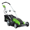 Greenworks 13-Amp Deck Width Corded Electric Push Lawn Mower with Mulching Capability