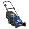 Kobalt 40-Volt Max Lithium Ion (Li-ion) 20-in Deck Width Cordless Electric Push Lawn Mower with Mulching Capability (Bare Tool)