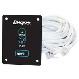 Energizer Remote Control with 20-ft Cable