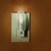 Style Selections 4-Pack Clear LED Night Light with Auto On/Off