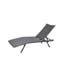 allen + roth Extruded Aluminum Patio Chaise Lounge