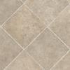 IVC 13.167-ft W Sahara 537 Tile Low-Gloss Finish Sheet Vinyl