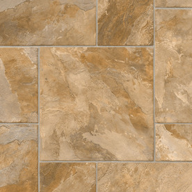 IVC 13-1/8-ft W Rocky Stone Finish Sheet Vinyl