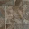 IVC 13-1/8-ft W Rocky Tile Finish Sheet Vinyl