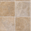 IVC 13-1/8-ft W Andorra Tile Finish Sheet Vinyl