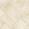 IVC 12-ft W Venturi Vader 503 Tile Low-Gloss Finish Sheet Vinyl